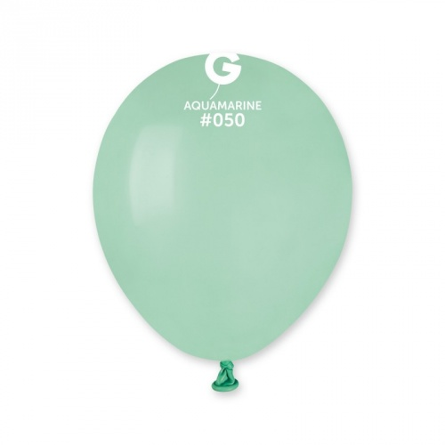 COLORED BALLONS 5' TIFFANY 100 pcs.