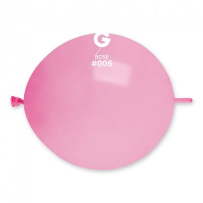 Link o Loon pink color Latex Balloon 100 Pcs. 13 inch.